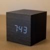 Zegar Click Cube