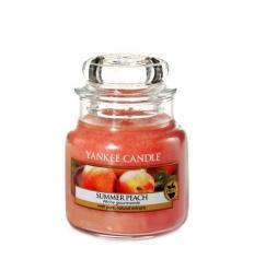 Summer Peach (Mały słoik)