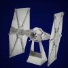 Metalowy model do składania Star Wars
