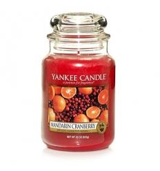 Mandarin Cranberry (Duży słoik)