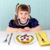 Talerzyki dla dzieci Dziewczęce Fryzury