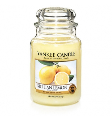 Sicilian Lemon (Duży słoik)