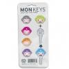 Nakładki na klucze Małpki