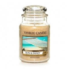 Sun & Sand (Duży słoik)