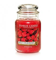 Sweet Strawberry (Duży słoik)