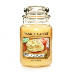 Vanilla Cupcake (Duży słoik)