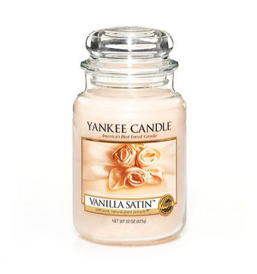 Vanilla Satin (Duży słoik)