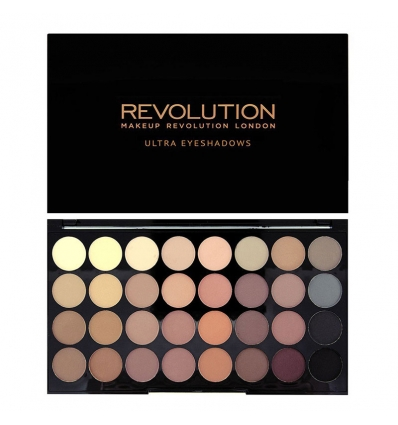 Paleta cieni 32 Flawless Matte (Makeup Revolution)