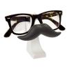 Stojak na okulary Mustache