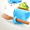 Foremka na muffiny Słoń