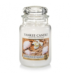 Sandalwood Vanilla (Duży słoik)