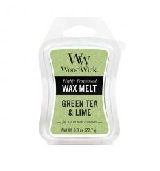 Green Tea & Lime (Wosk sojowy)