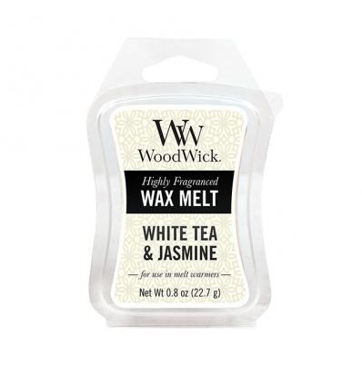 White Tea & Jasmine (Wosk sojowy)