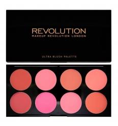 Paleta kremowych róży All About Cream (Makeup Revolution)