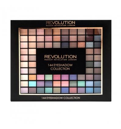 Paleta 144 cieni do powiek (Makeup Revolution)
