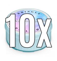 Zestaw 10 daylightów Kringle Candle