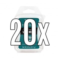 Zestaw 20 wosków WoodWick
