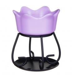 Podgrzewacz Petal Bowl (fioletowy)