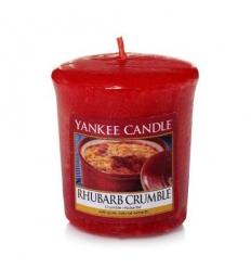 Rhubarb Crumble (Sampler)