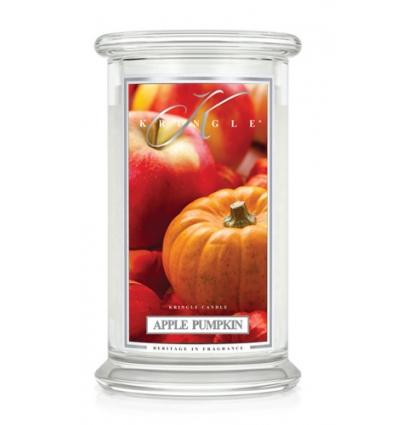 Apple Pumpkin (Duży słój - 2 knoty)