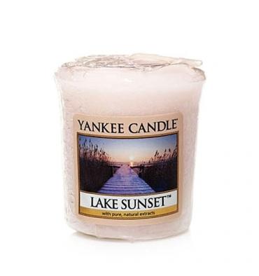 Lake Sunset (Sampler)