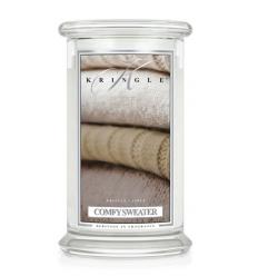Comfy Sweater (Duży słój - 2 knoty)