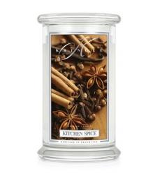 Kitchen Spice (Duży słój - 2 knoty)