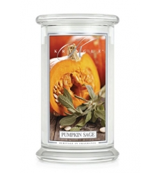 Pumpkin Sage (Duży słój - 2 knoty)