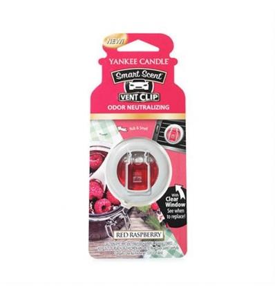 Red Raspberry (Car Vent Clip)