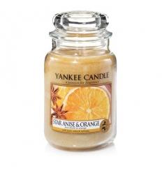 Star Anise and Orange (Duży słoik)