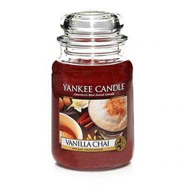 Vanilla Chai (Duży słoik)