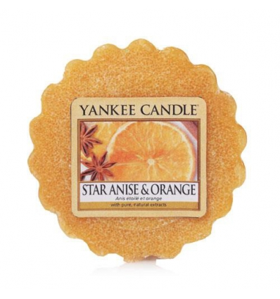 Star Anise and Orange (Wosk)
