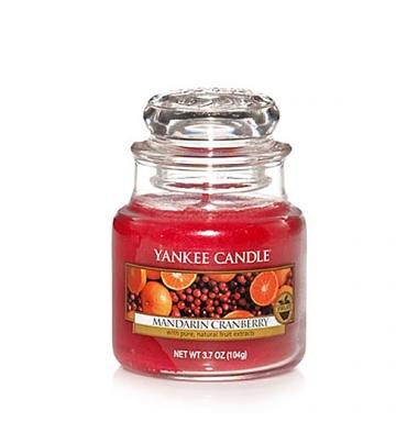 Mandarin Cranberry (Mały słoik)