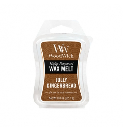 Jolly Gingerbread (Wosk sojowy)