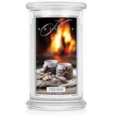 Fireside (Duży słój - 2 knoty)