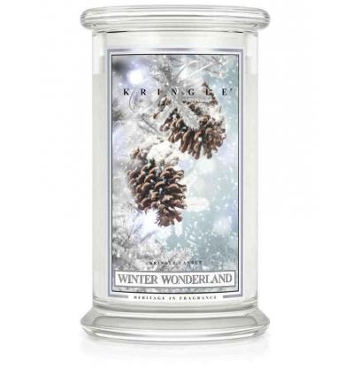 Winter Wonderland (Duży słój - 2 knoty)