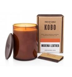 Modena Leather (Świeca sojowa)