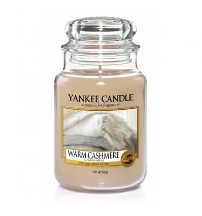 Warm Cashmere (Duży słoik)