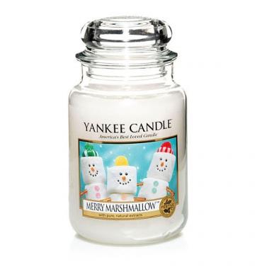 Merry Marshmallow (Duży słoik)