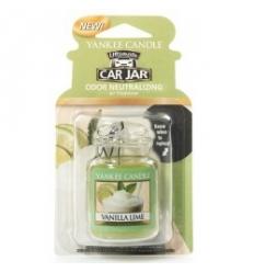 Vanilla Lime (Car Jar Ultimate)
