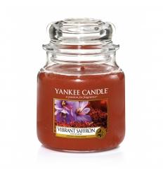 Vibrant Saffron (Średni słoik)