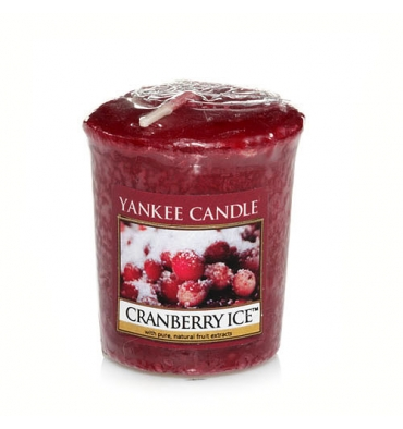 Cranberry Ice (Sampler)