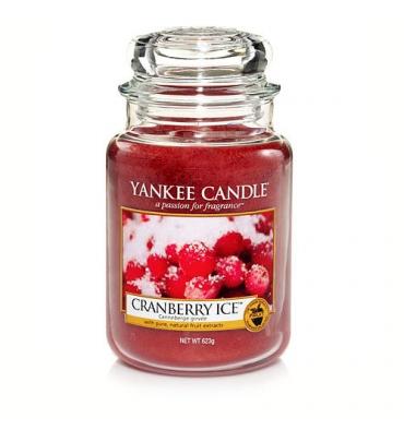 Cranberry Ice (Duży słoik)