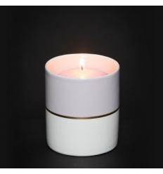 Simply Pastel - świecznik na sampler fioletowy