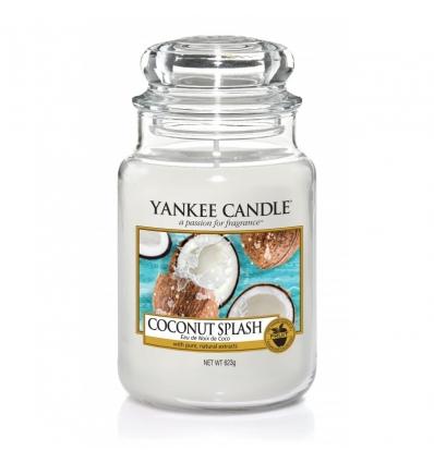 Coconut Splash (Duży słoik)