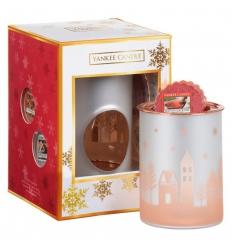 Zestaw The Perfect Christmas (kominek + 4 woski zapachowe)