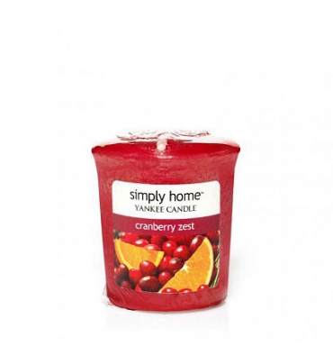 Cranberry Zest (Sampler)