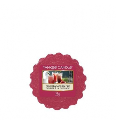 Pomegranate Gin Fizz (Wosk)
