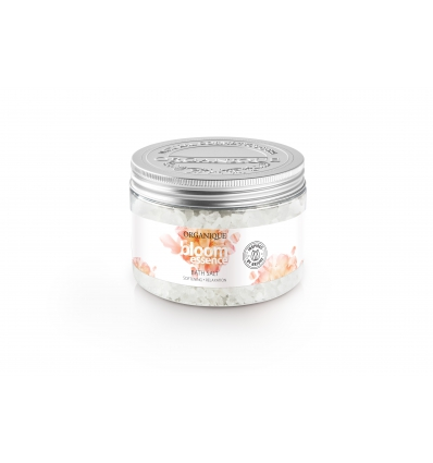 Relaksująca sól do kąpieli - Bloom Essence