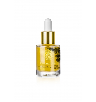 Ujędrniające serum do twarzy - Eternal Gold (200ml)